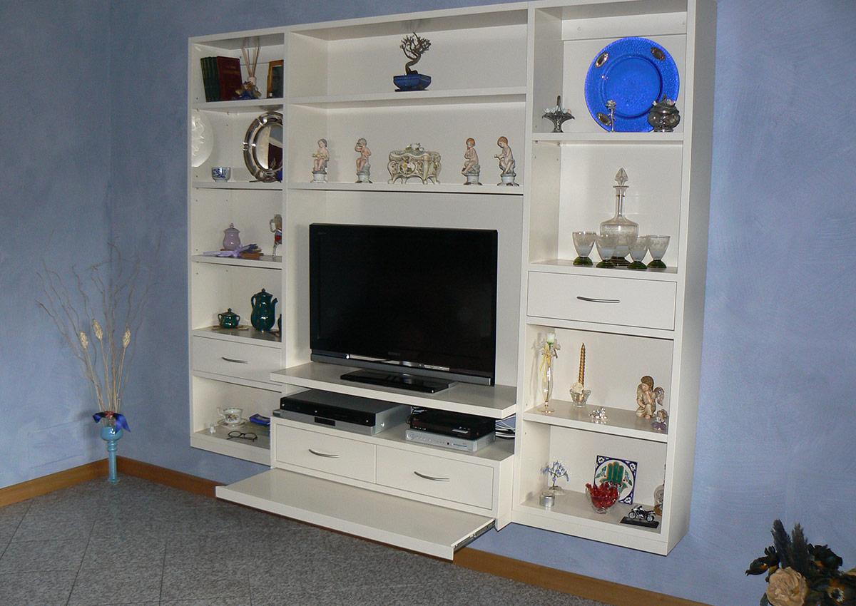 Mobili per soggiorno artigianali